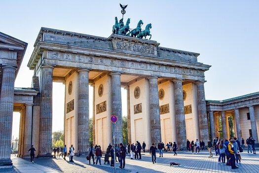alemania puerta de brandemburgo