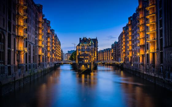hamburgo canal