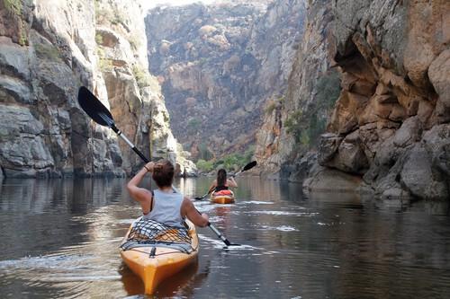 kayak Parque Natural de Arribes del Duero